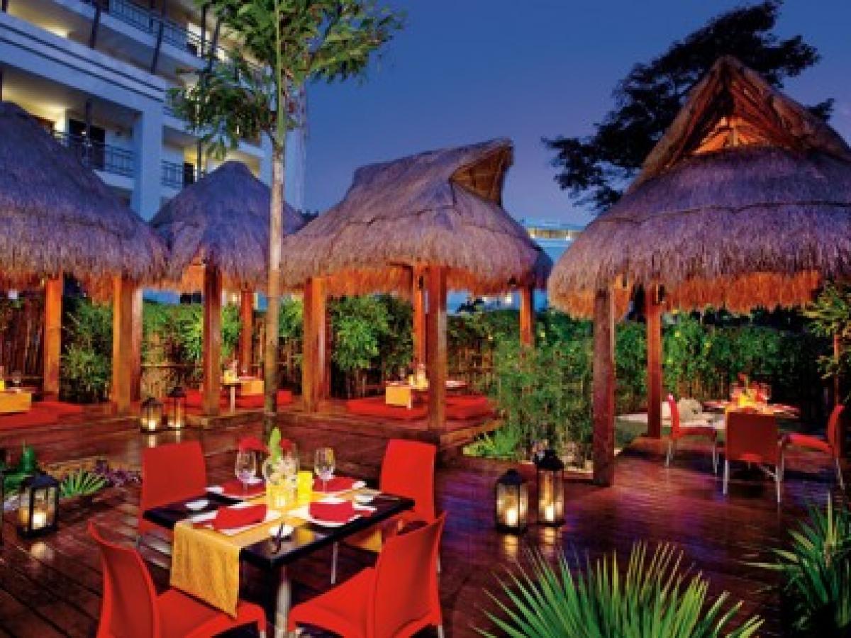 Dreams Riviera Cancun Resort & Spa - Himitsu