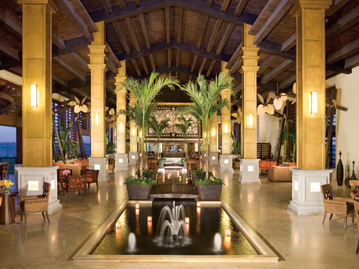 Dreams Riviera Cancun Resort & Spa - Lobby