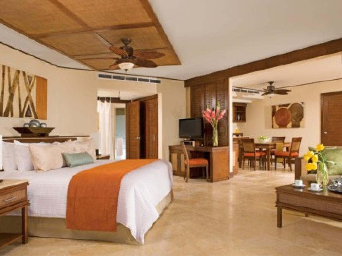 Dreams Riviera Cancun Resort & Spa - Preferred Club Master Suite Ocean Front