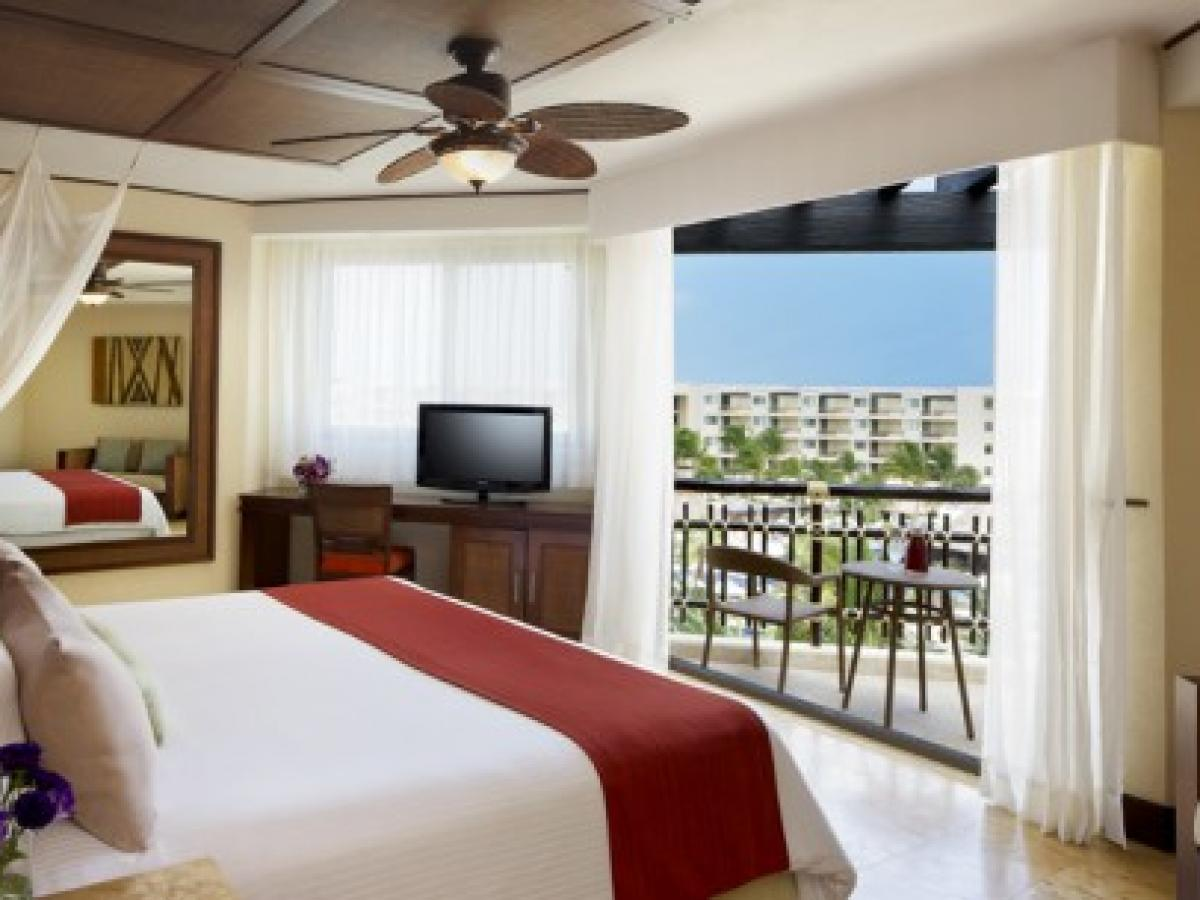 Dreams Riviera Cancun Resort & Spa - Premium Deluxe Room Tropica/ Garden View