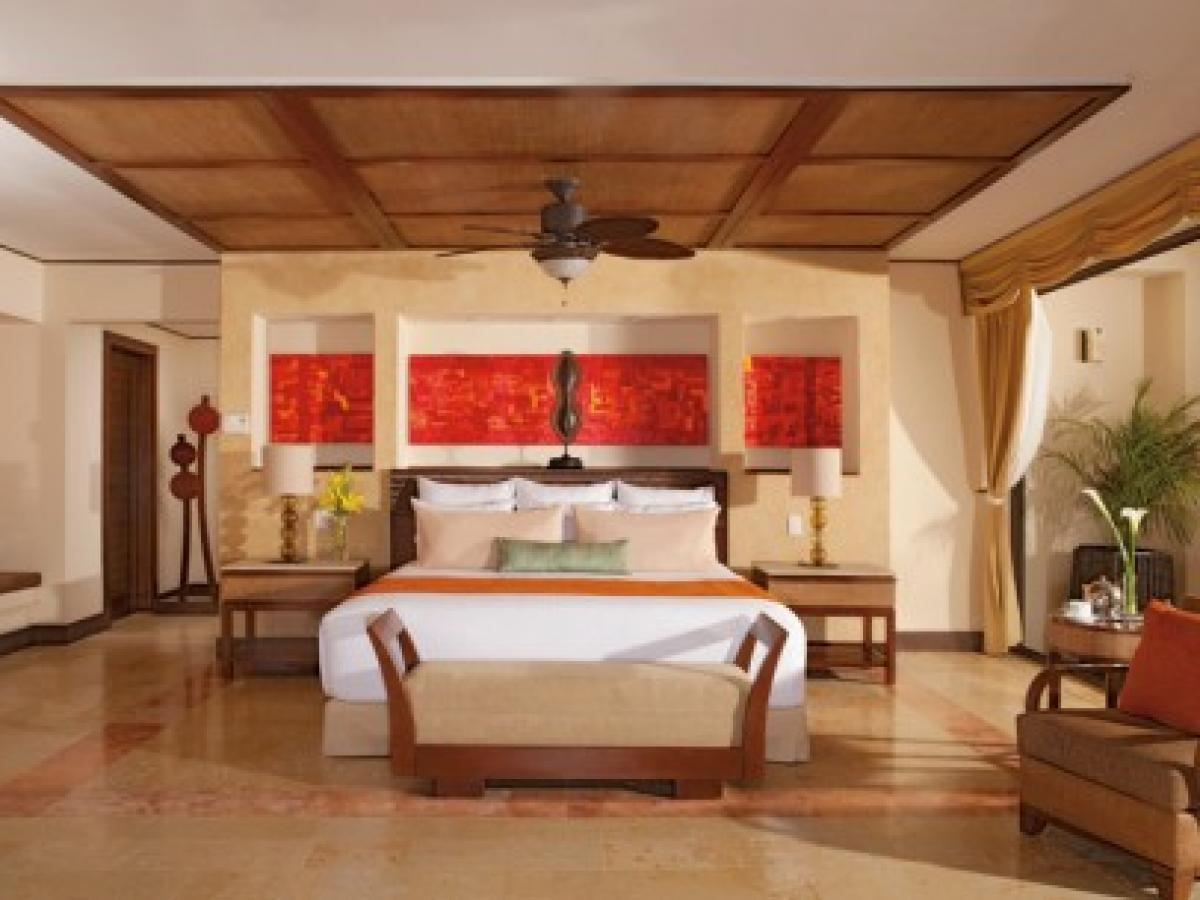 Dreams Riviera Cancun Resort & Spa - Preferred Club Presidential Suite Ocean Fro