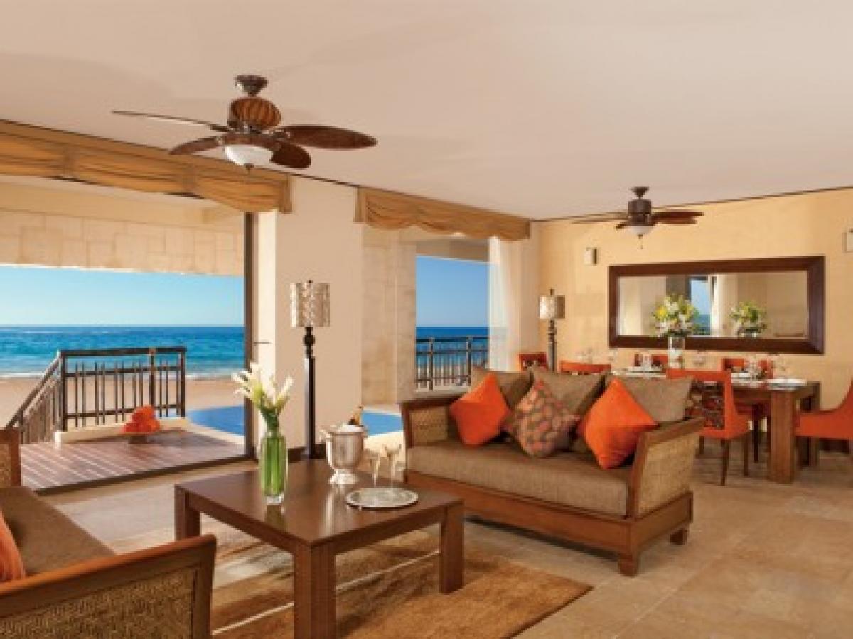 Dreams Riviera Cancun Resort & Spa - Preferred Club Presidential Suite Ocean Fro
