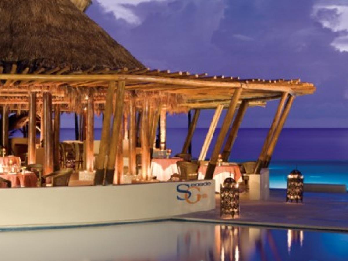 Dreams Riviera Cancun Resort & Spa - Seaside Grill