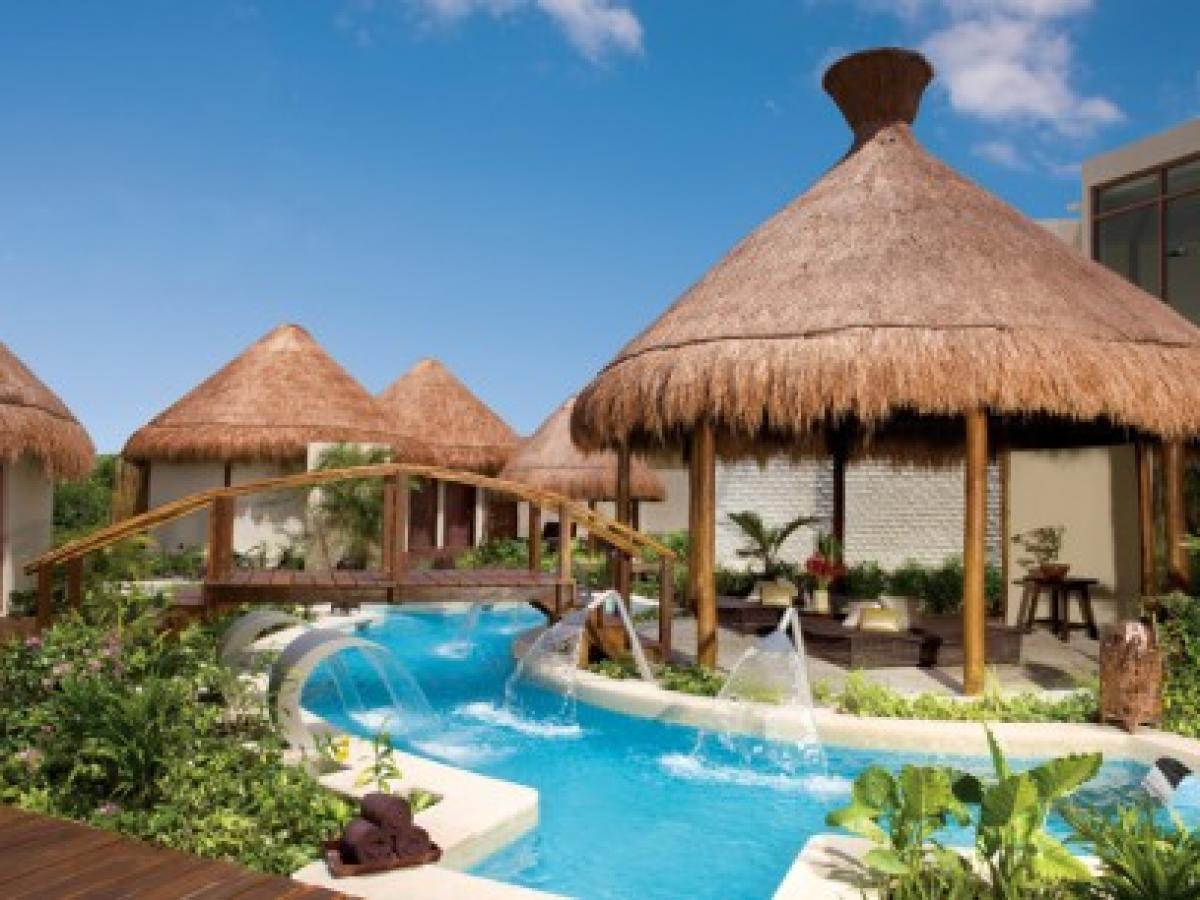 Dreams Riviera Cancun Resort & Spa - Spa Hydrotherapy Circuit