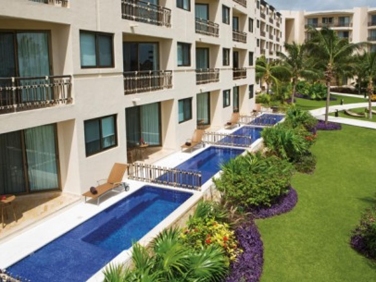 Dreams Riviera Cancun Resort & Spa - Premium Deluxe Room with Plunge Pool