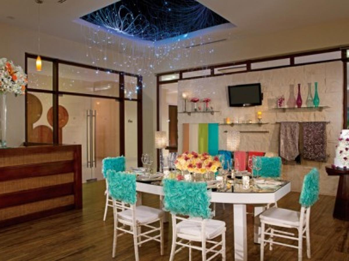 Dreams Riviera Cancun Resort & Spa -Wedding Showroom
