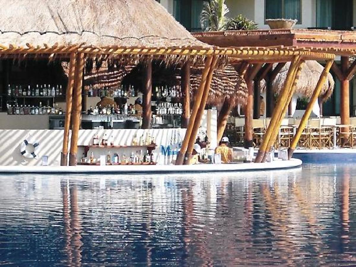 Dreams Riviera Cancun Mexico - Manatees