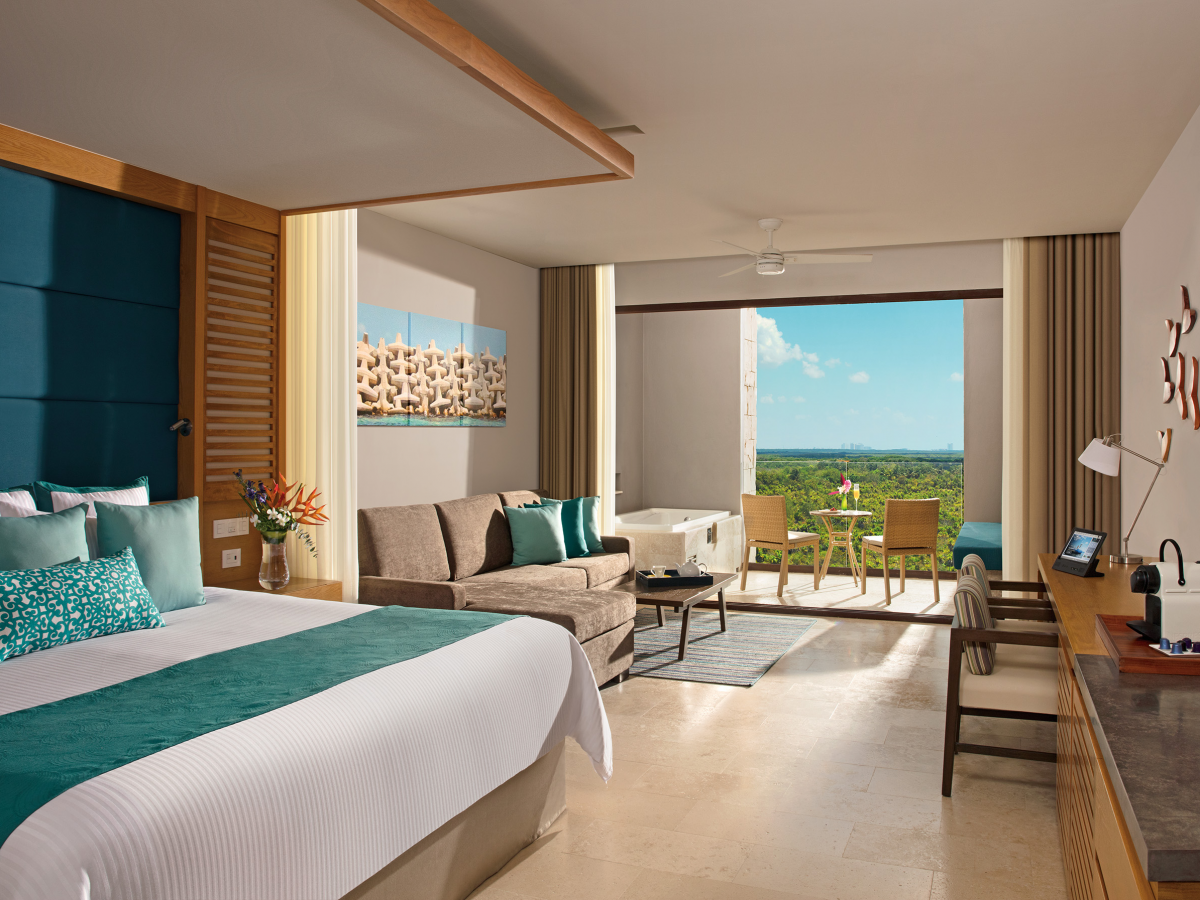 Dreams Playa Mujeres - Junior Suite Garden View