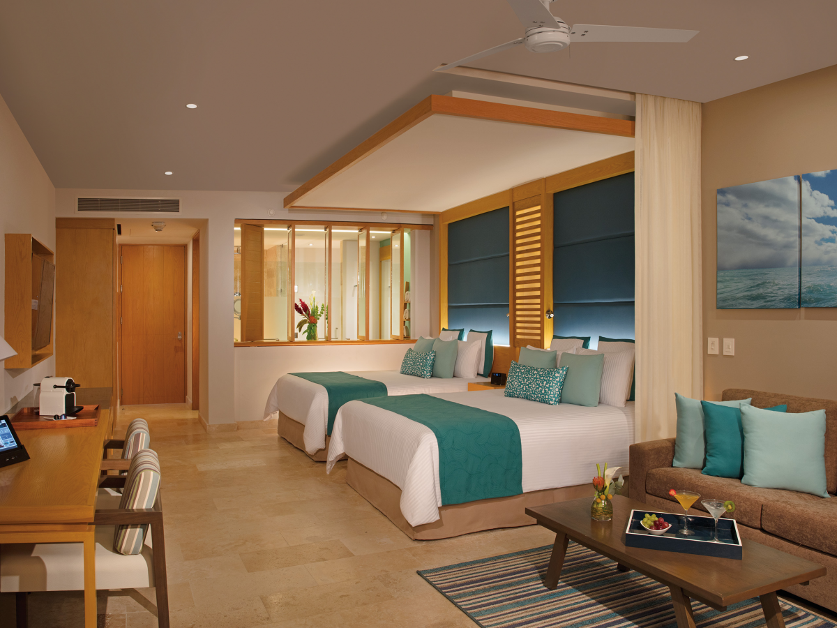 Dreams Playa Mujeres - Preferred Club Junior Suite Ocean View