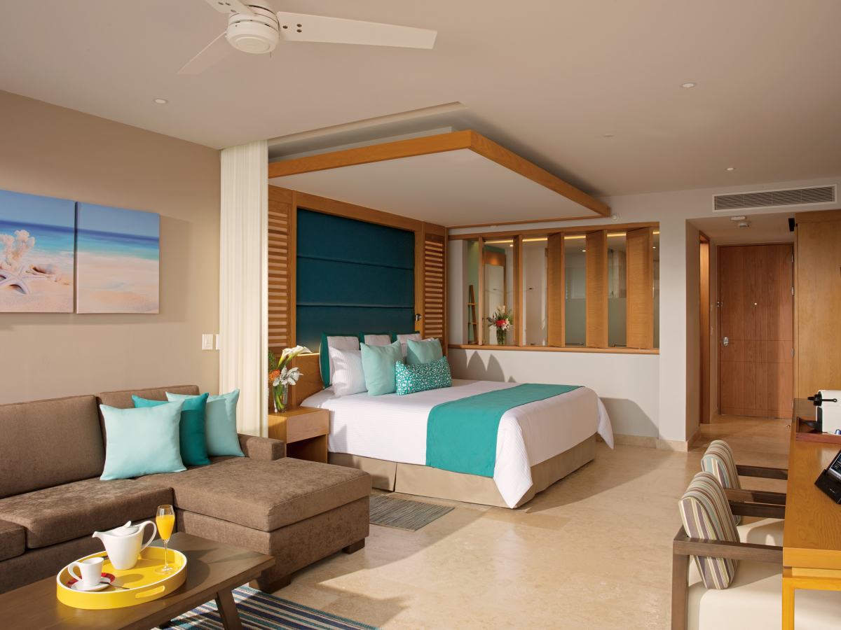 Dreams Playa Mujeres - Junior Suite Pool View