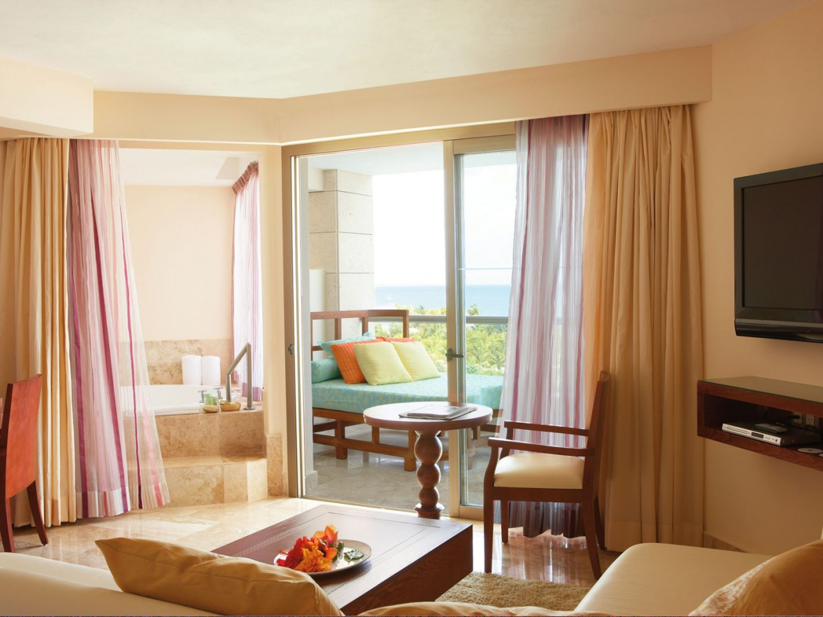 Excellence Playa Mujeres- Excellence Club Junior Suite Ocean View
