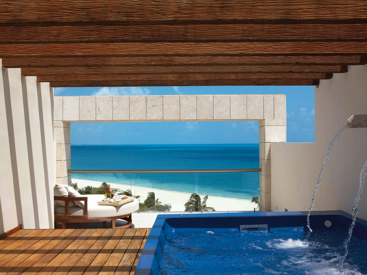 Excellence Playa Mujeres- Junior Suite with Rooftop Terrace