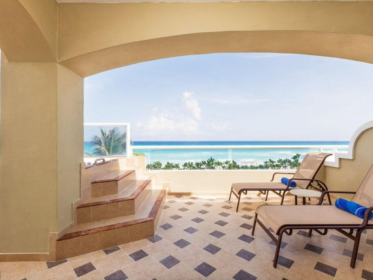 Panama Jack Resort Gran Caribe Cancun - Gran Master One Bedroom Suite Oceanfron