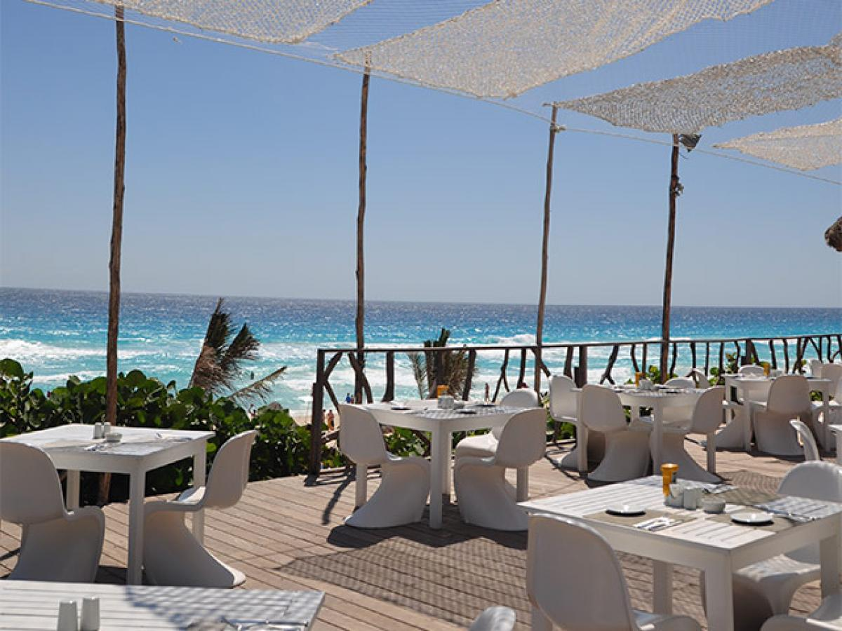 Grand Oasis Cancun Mexico - Ibiza Restaurant