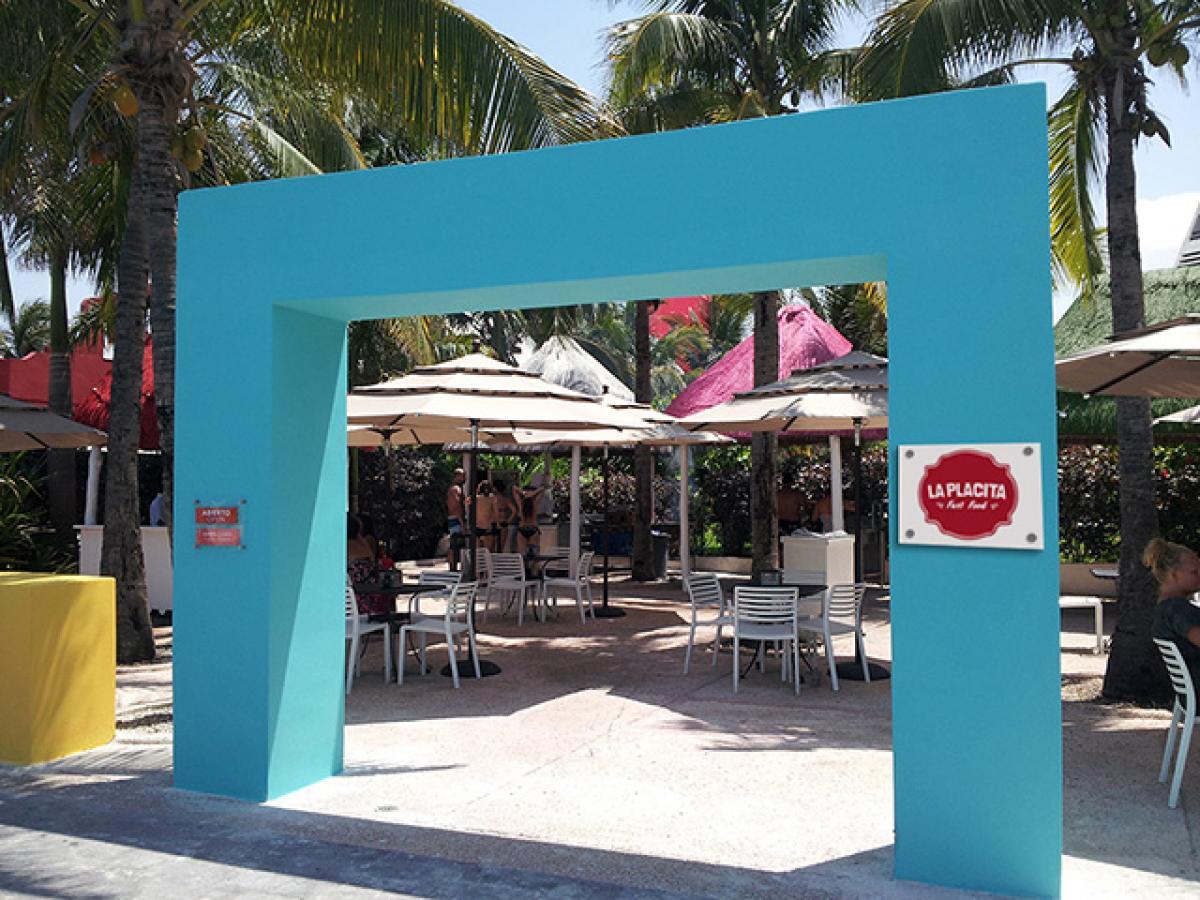 Grand Oasis Cancun Mexico - La Placita