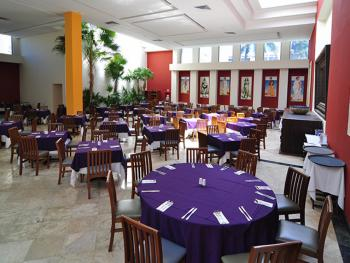 Grand Oasis Cancun Mexico - Tatish Buffet Restaurant