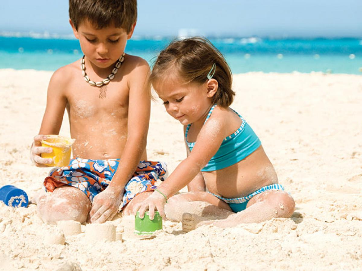 Grand Oasis Palm Cancun Mexico - Beach