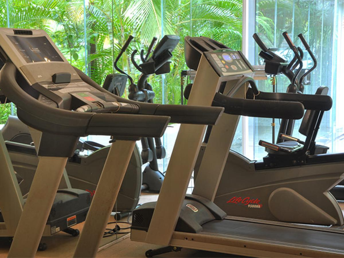 Grand Oasis Palm Cancun Mexico - Fitness Center