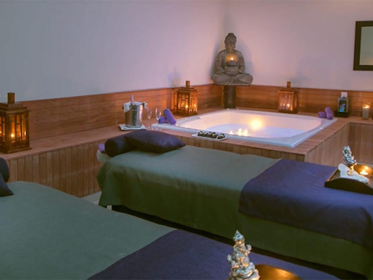 Grand Oasis Palms Mexico - Sensoria Health & Spa