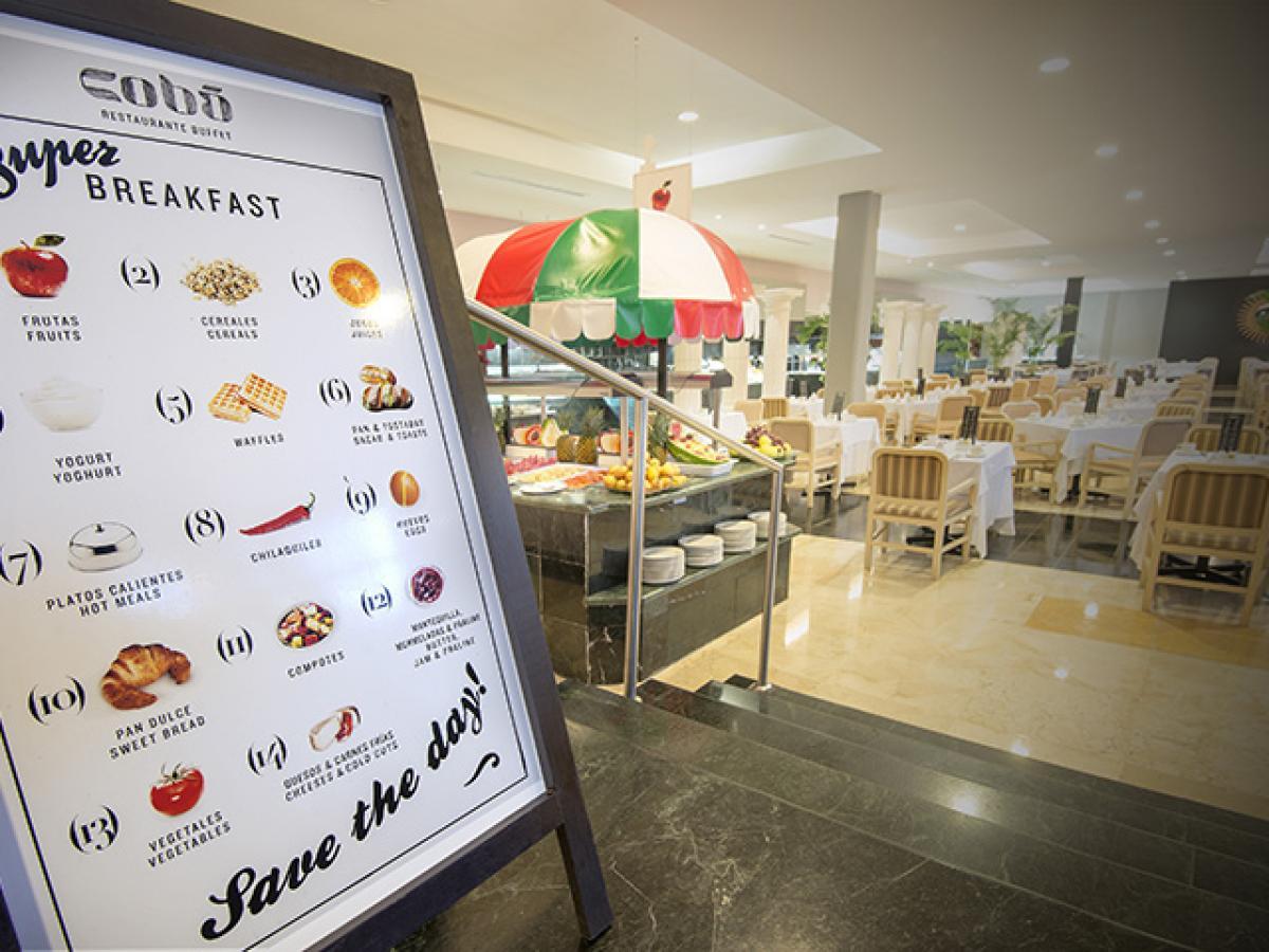 Grand Oasis Sens Cancun Mexico - Cafe Coba
