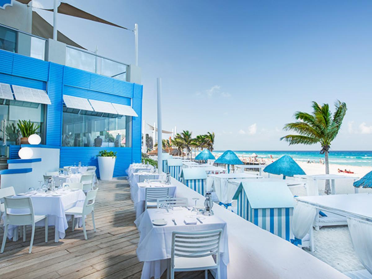 Grand Oasis Sens Cancun Mexico - Sian Kaan Beach Club