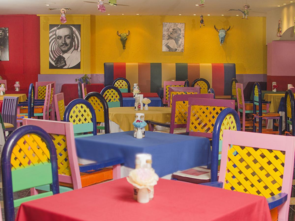 Grand Oasis Sens Cancun Mexico - Muerdeme Mucho Restaurant
