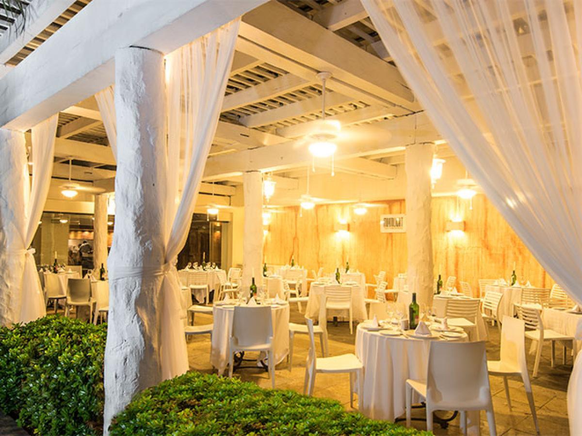 Grand Oasis Sens Cancun Mexico - Moonlight Italian Restaurant