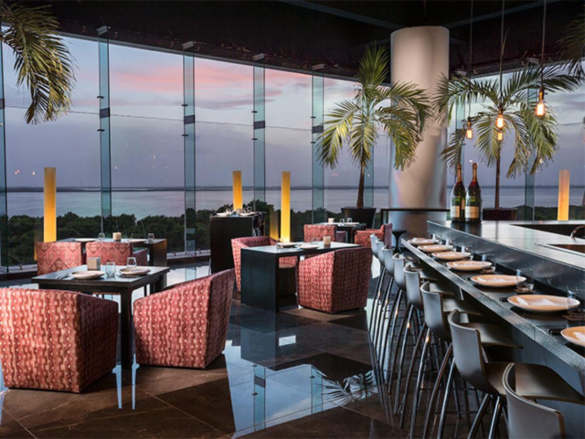 Grand Oasis Sens Cancun Mexico - Sakura Restaurant