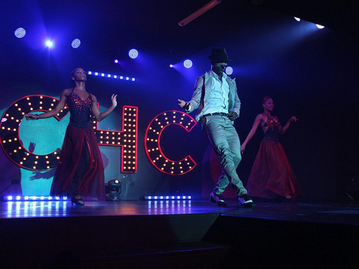 Grand Oasis Sens Cancun Mexico - Entertainment