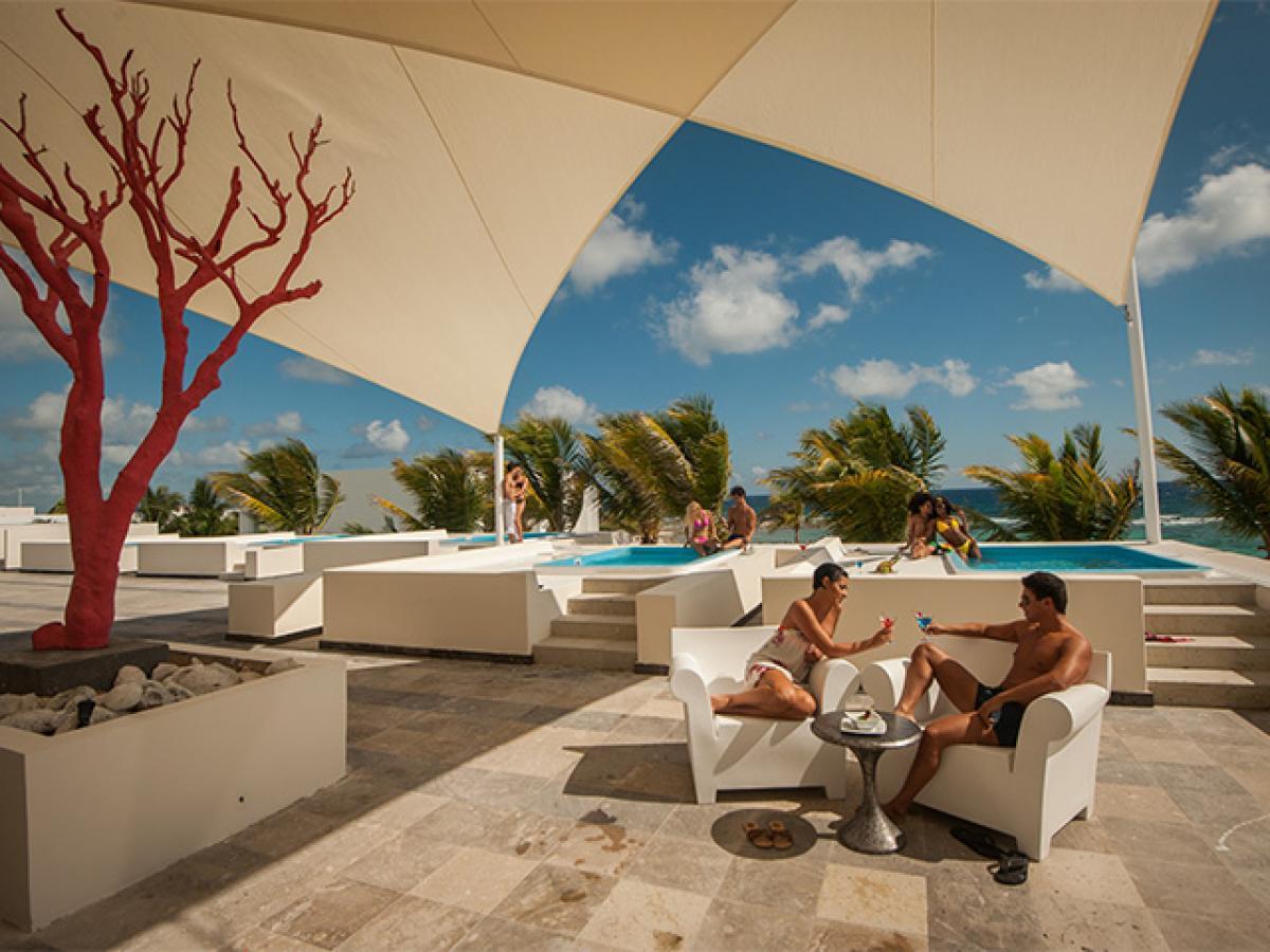 Grand Oasis Sens Cancun Mexico - Swimming Pools