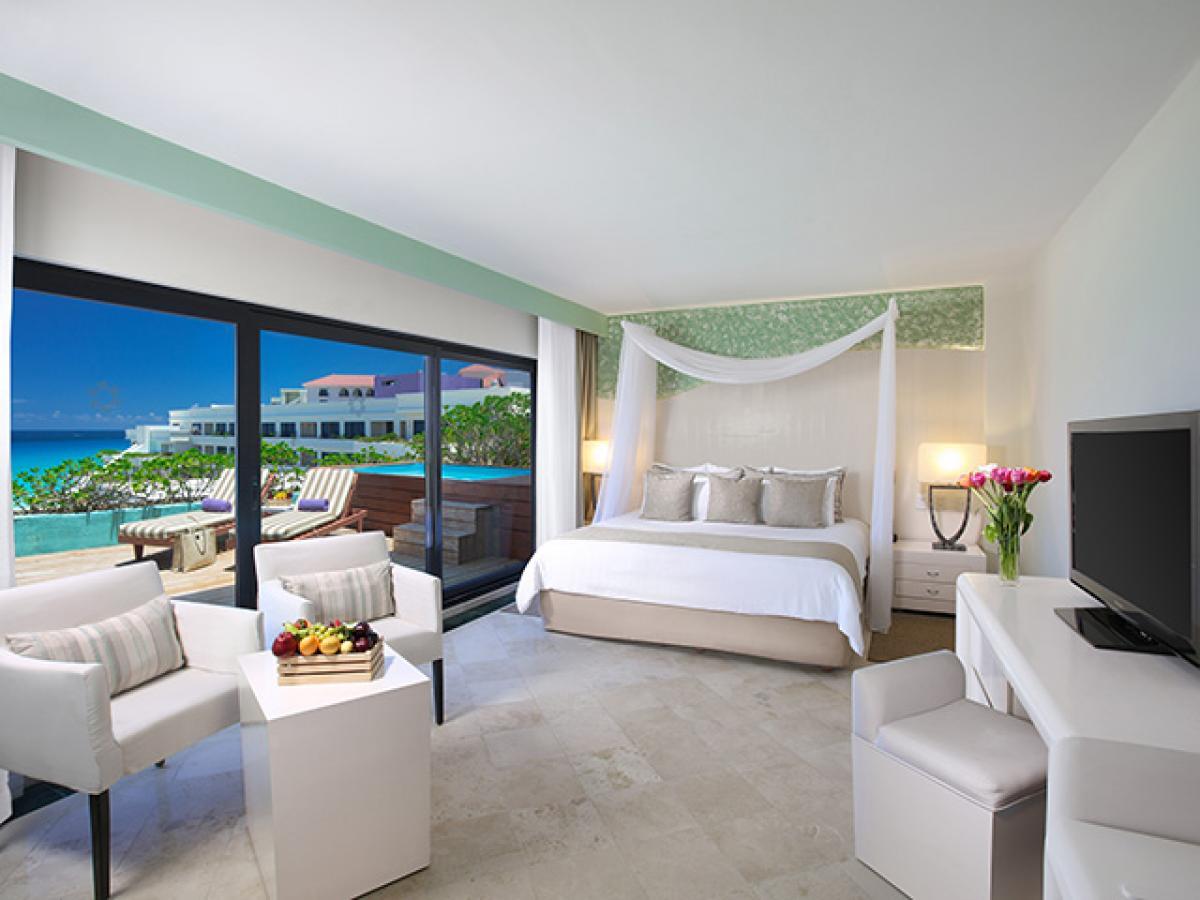 Grand Oasis Sens Cancun Mexico - Sian KA AN Room