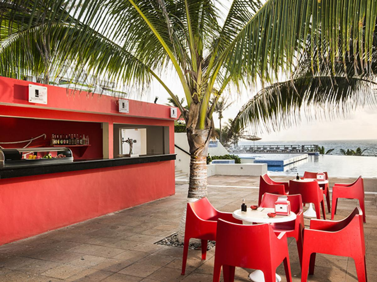 Grand Oasis Sens Cancun Mexico - Sushi Bar