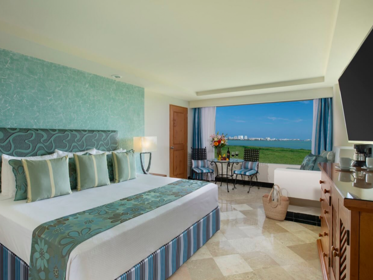 Grand Oasis Sens Cancun- Sunset View