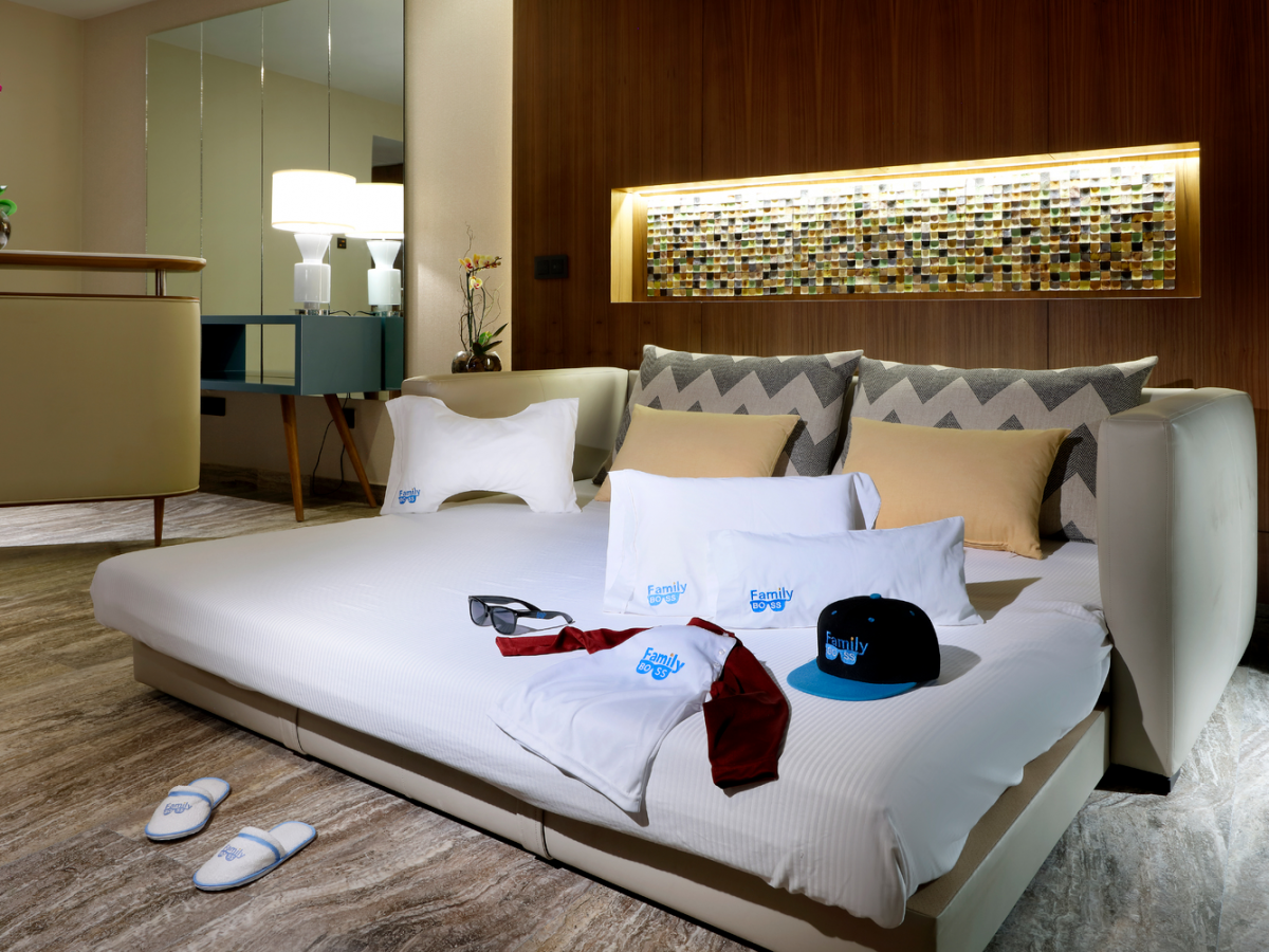 Grand Palladium Costa Mujeres Family Selection Loft Suite