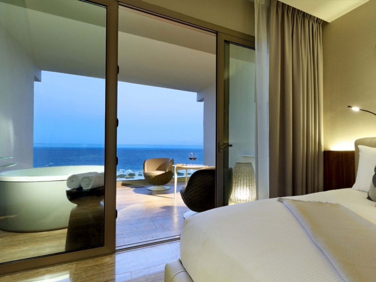Grand Palladium Costa Mujeres loft suite