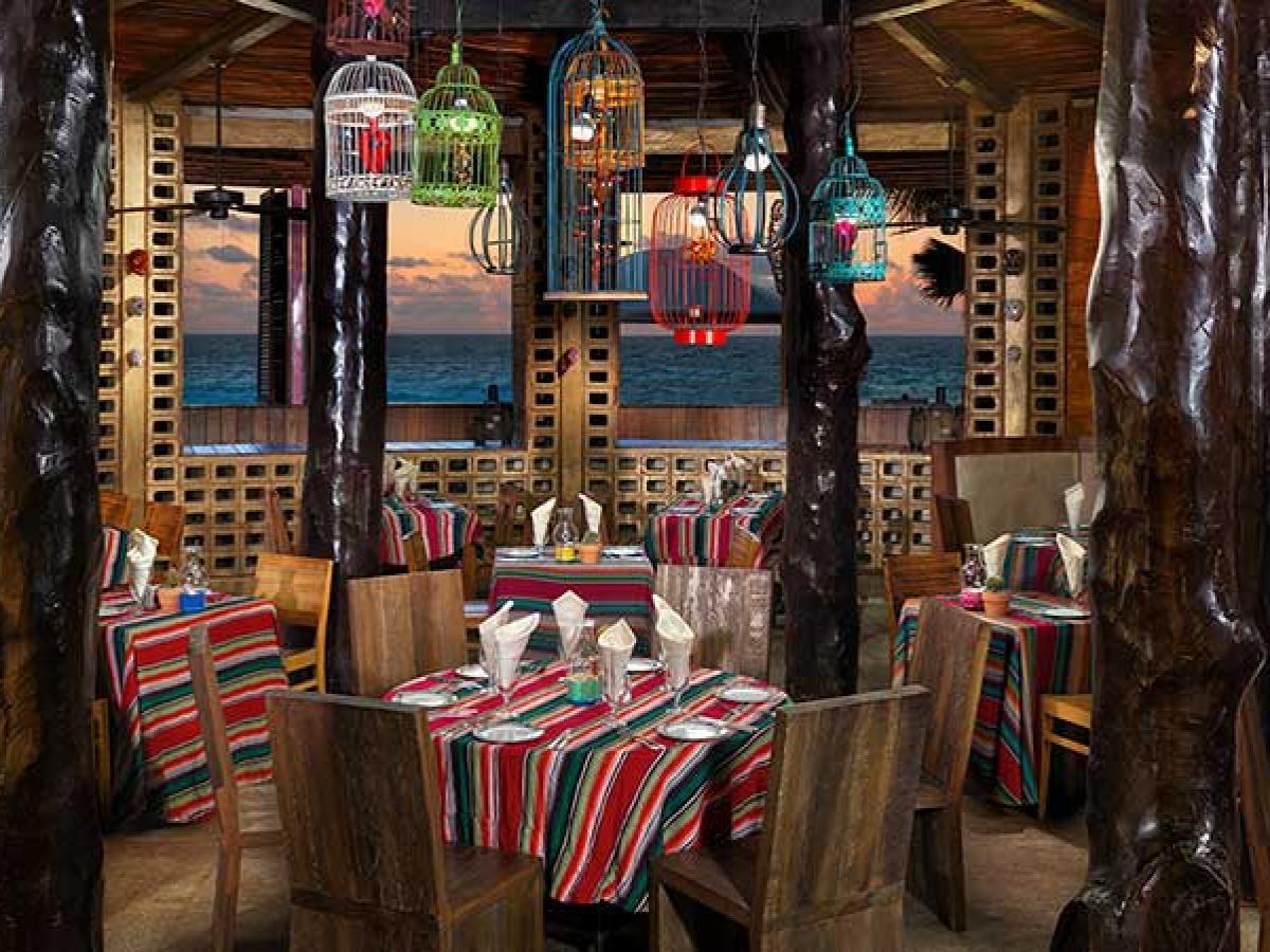 Hard Rock Cancun Mexico - Frida Restaurant