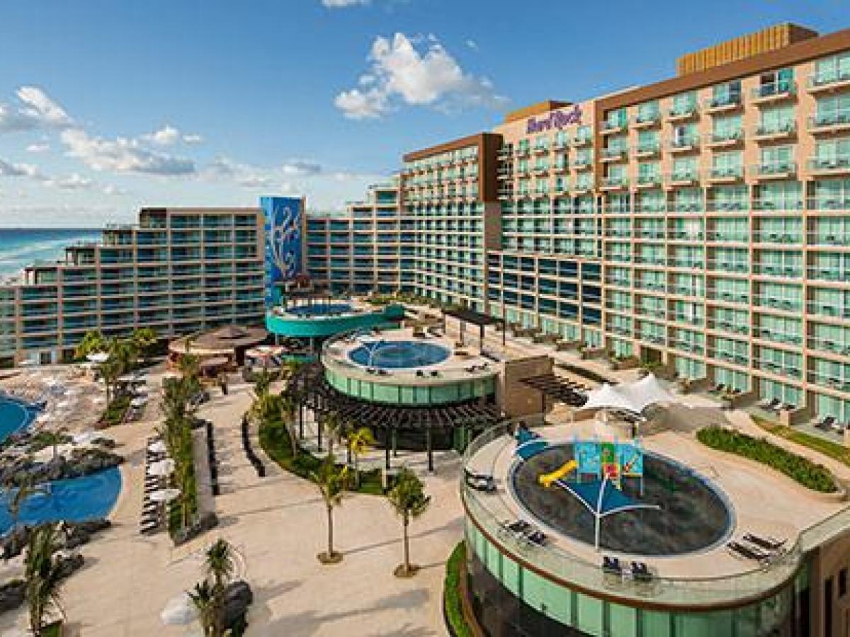 Hard Rock Cancun Mexico - Bar