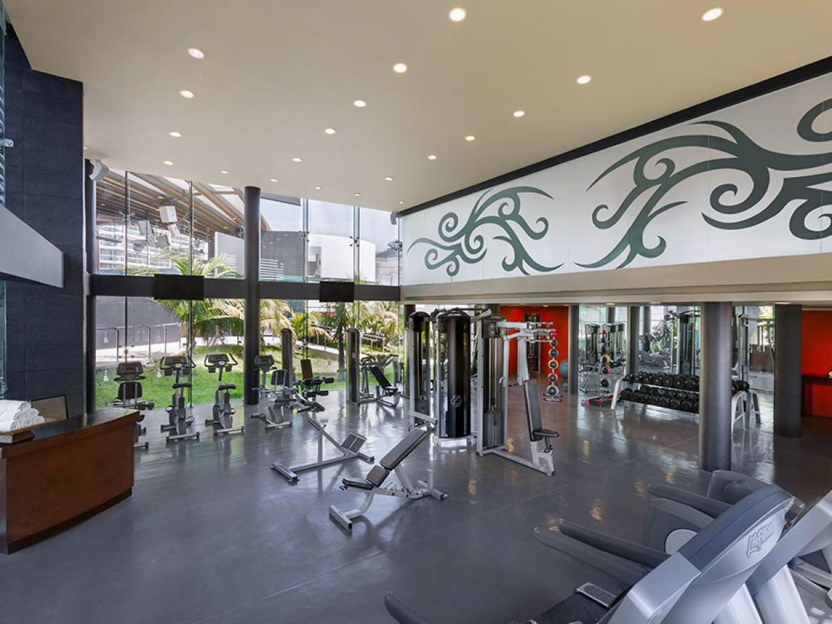Hard Rock Cancun Mexico - Fitness Center