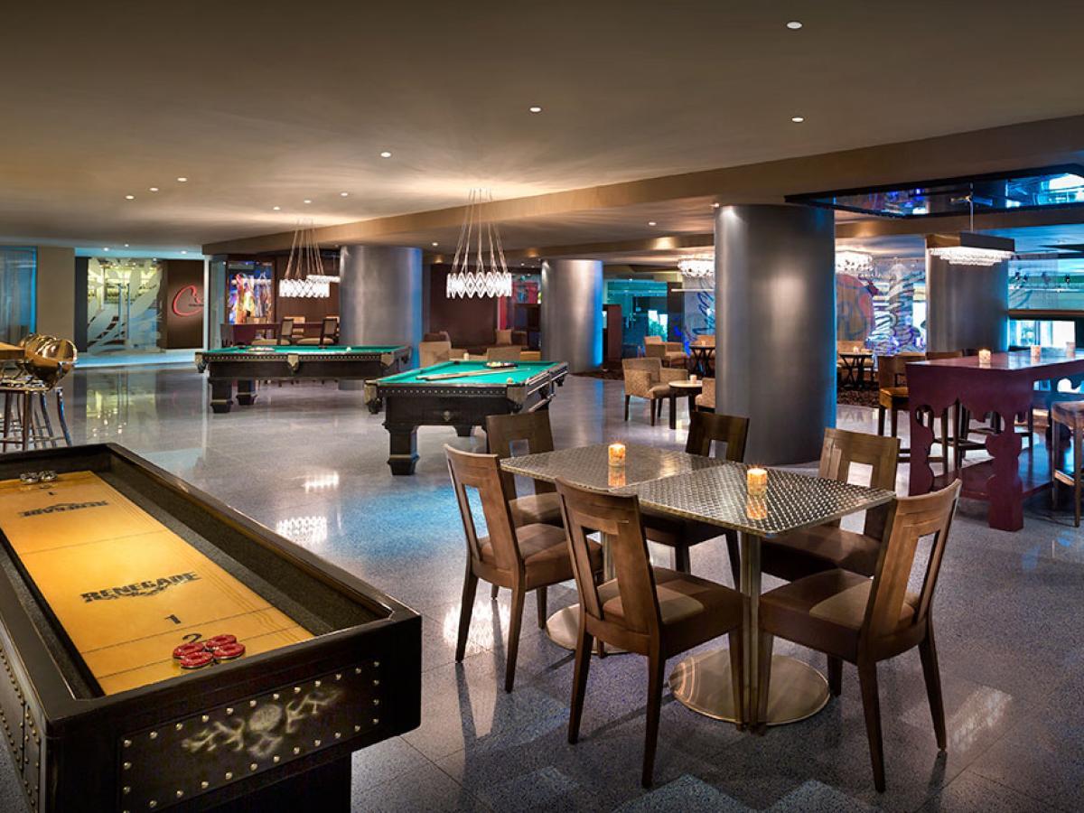Hard Rock Cancun Mexico - Sports Bar