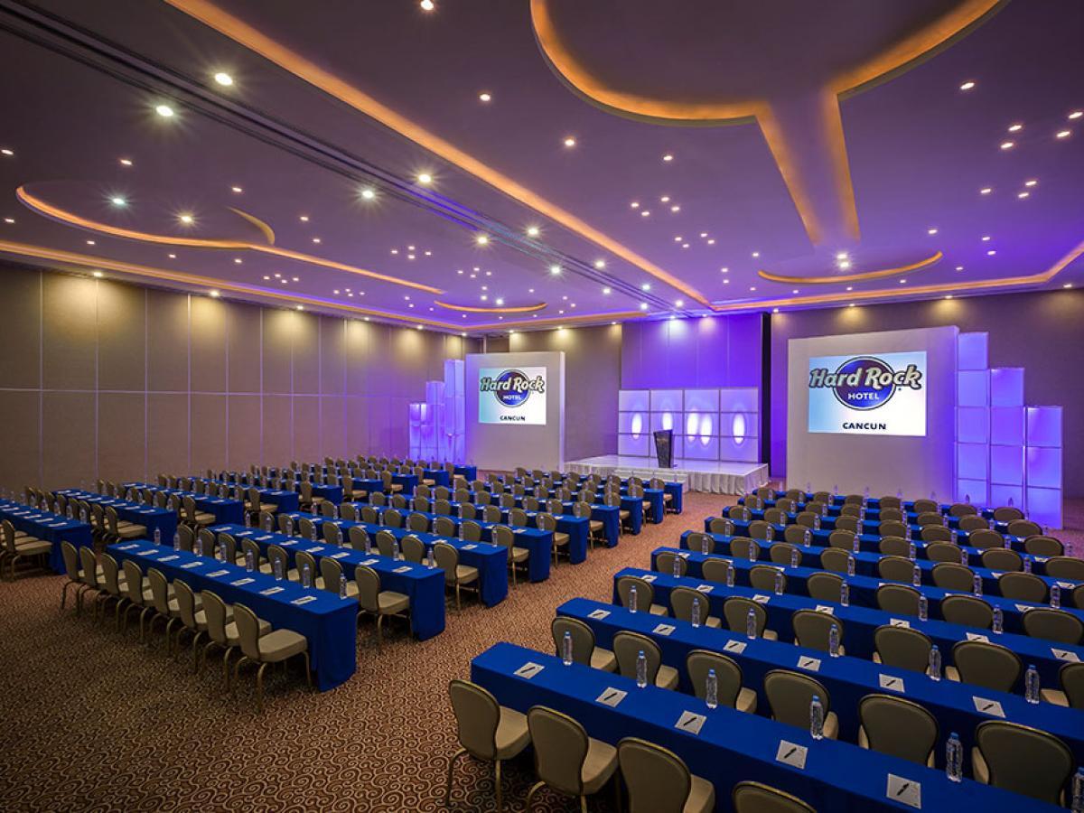 Hard Rock Cancun Mexico - Meeting Facilities