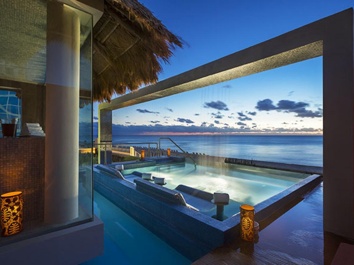 Hard Rock Cancun Mexico - Spa