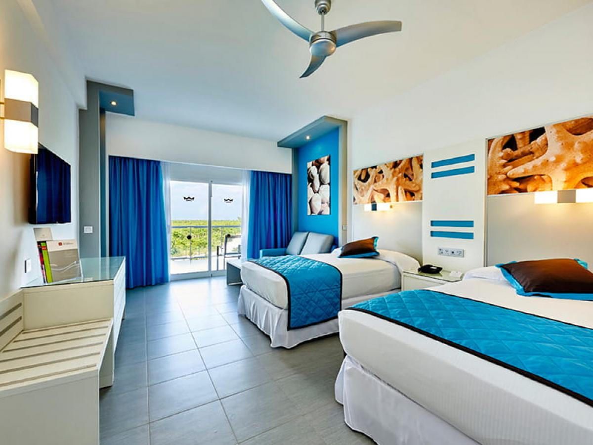 Riu Dunamar Mexico - Doube Room with Sea View