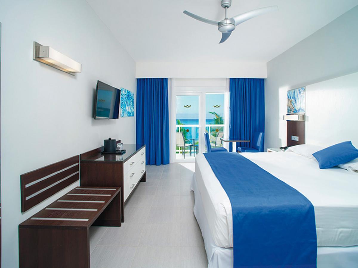 Riu Dunamar Mexico - Double Room Ocean Front