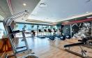 gym hotel riu palace costa mujeres
