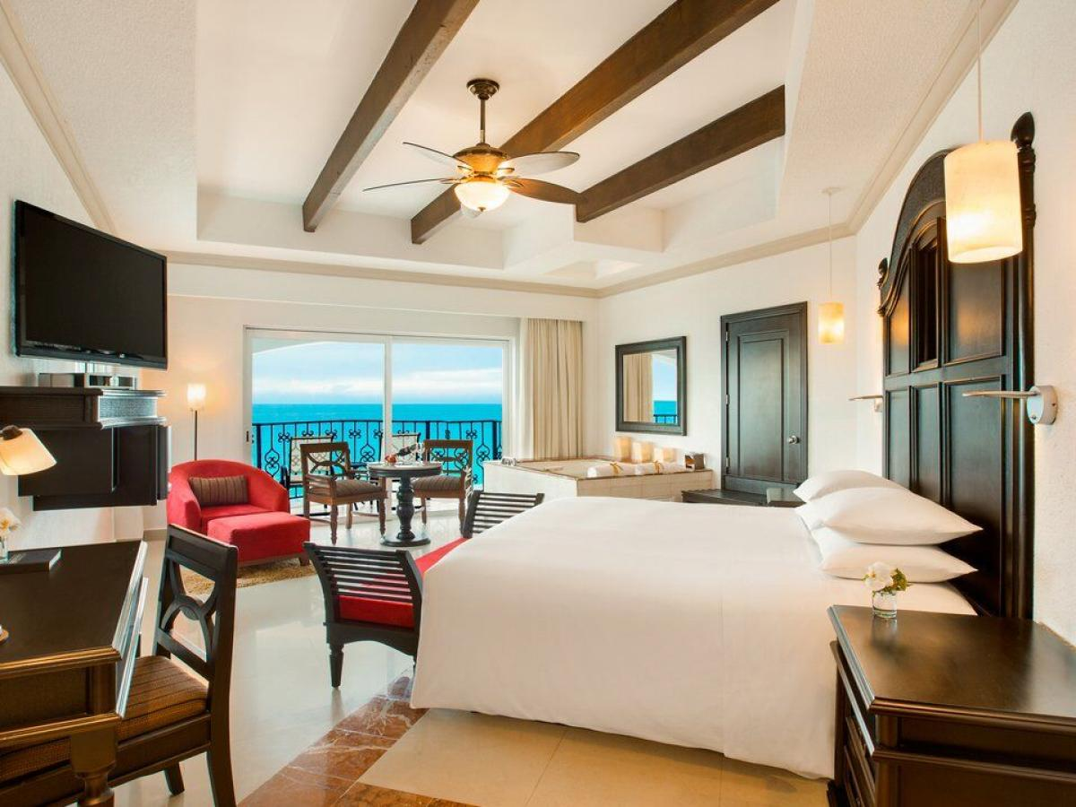 Hyatt Zilara Cancun Mexico -  Ocean Front Luxury  King