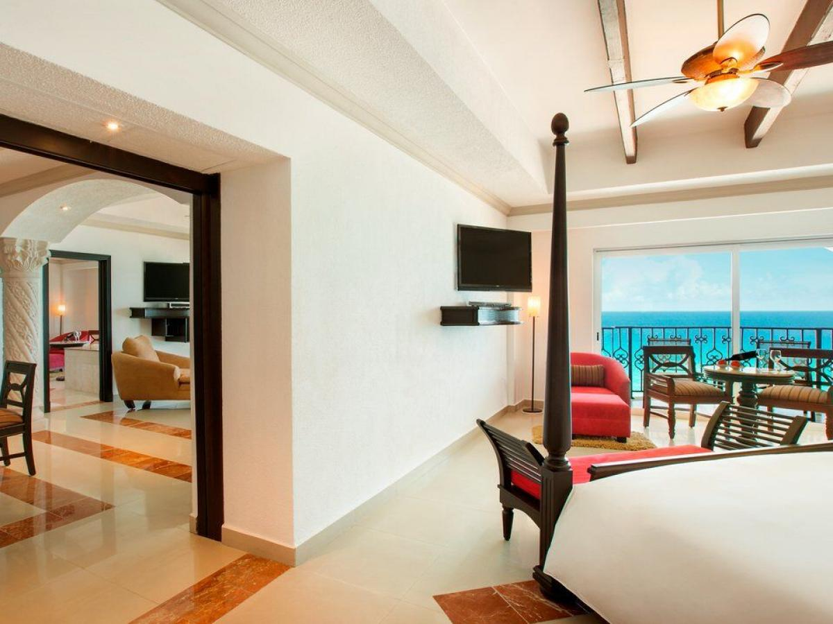 Hyatt Zilara Cancun Mexico -  Presidential Suite