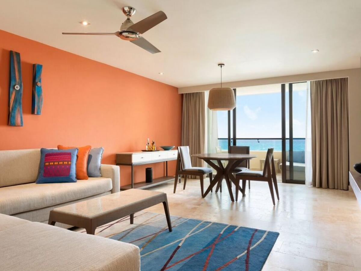 Hyatt Ziva Cancun Mexico - Ziva Pyramid Suite