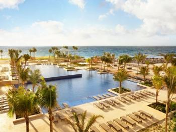 Hyatt Ziva Cancun Mexico - Swimming Pools