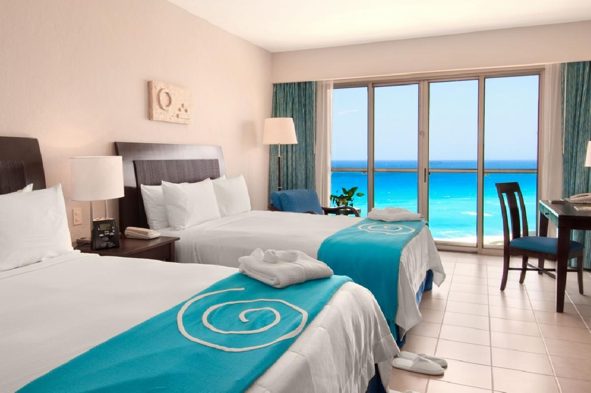 Iberostar Cancun Mexico- Ocean View Standard Room