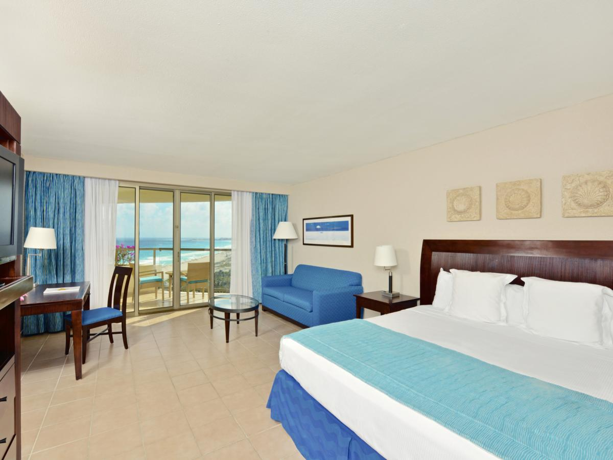 Iberostar Cancun Mexico - Ocean View Standard Room
